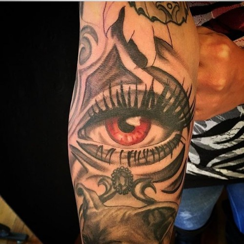 Badass-eyeball-Jason-did-at-Double-Deez-Tattoo-in-West-Chester-@nicholson_art-colortattoo-westcheste