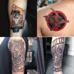 Tattoos Done by: Mike Fabrizio at Double Diamond Tattoos in West Chester