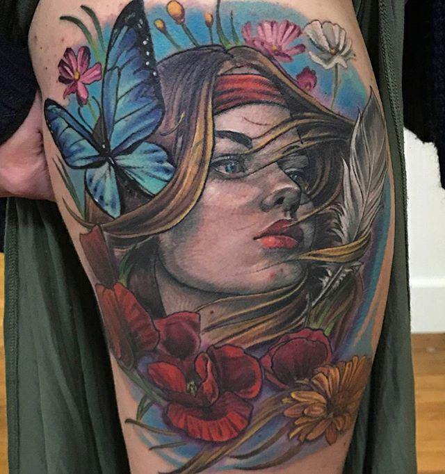 John finished up this super cool tattoo the other day at Double Deez Tattoos in West Chester. Check him out @johnblacktat2 @thebestrealistictattoos @tattoochallenge @tat #doubledeeztattoos #westchester #westchesterpa #wcu #tattoo #tattoos #instatattoo #tattoolife #tattoodesign #tattooist #tattooing #tattooshop #tattoosofinstagram #blackandgreytattoo #colortattoo #newtattoo #tattoolove #d_world_of_ink #tattoosnob #tat #tattooculture #tattoomagazine